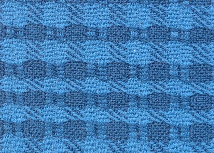Detalj CA sjal